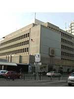 在イスラエル米国大使館