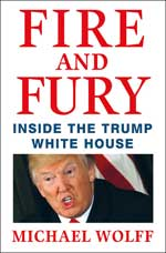 『FIRE AND FURY』表紙