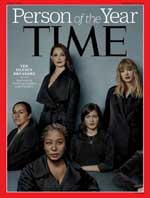 米TIME誌の表紙