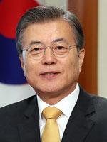 文在寅(ムン・ジェイン)韓国大統領